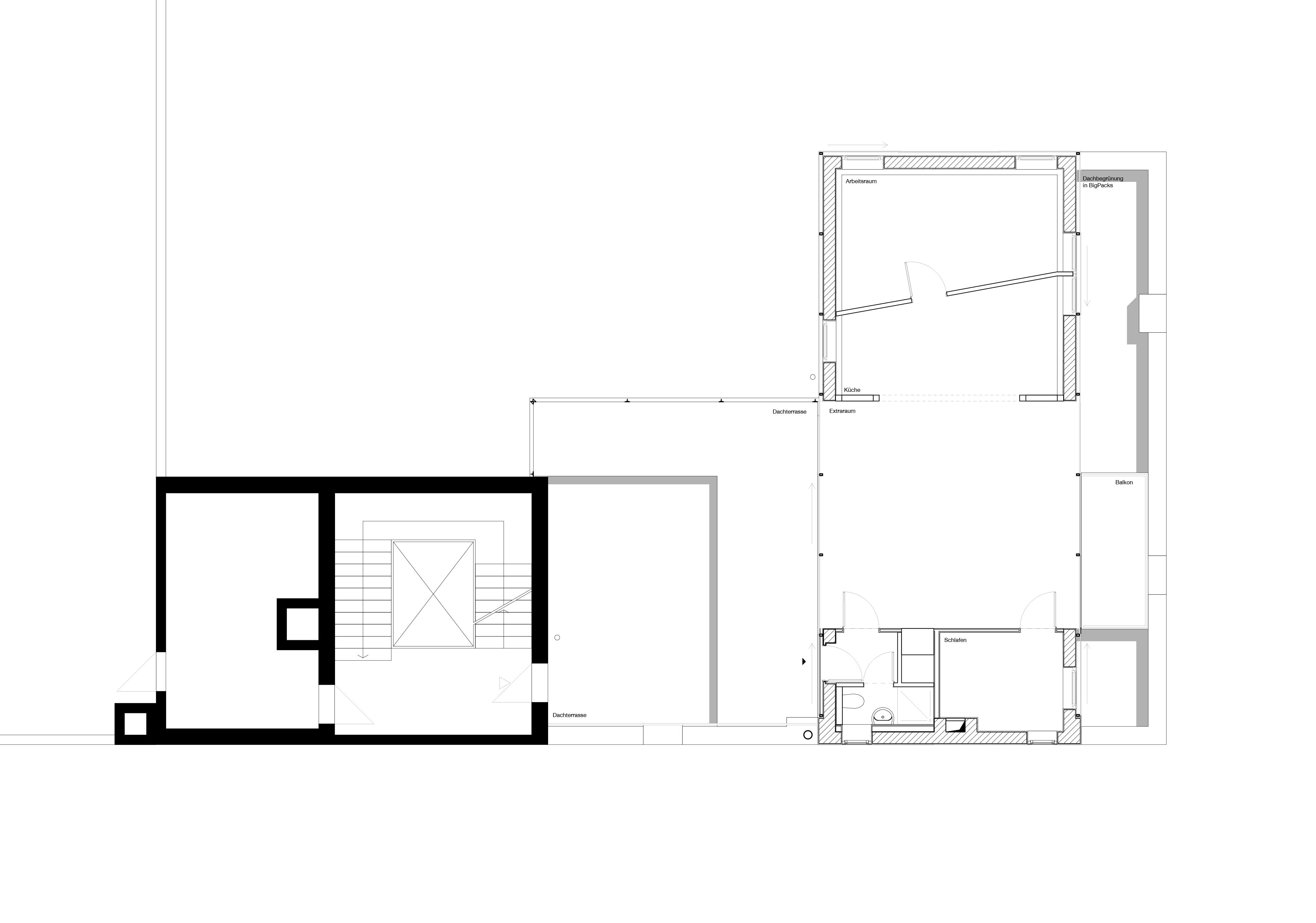 raumlabor » penthouse berlin